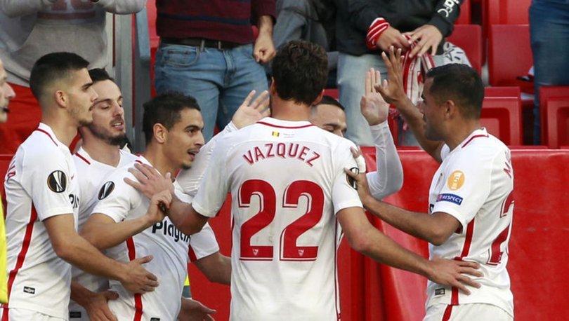 Sevilla: 2 - Lazio: 0