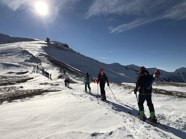 Dağ kayağının yeni adresi: Palandöken