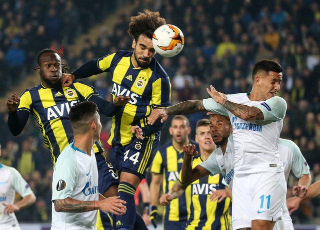 Zenit Fenerbahçe maçı saat kaçta hangi kanalda? İşte Fenerbahçe'de Ersun Yanal'ın 11'i... (Zenit FB maçı)