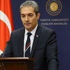 AP'NİN RAPORUNA TÜRKİYE'DEN TEPKİ: KABUL EDİLEMEZ!