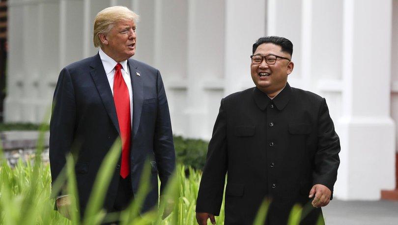 Kuzey Kore lideri Kim, Trump için 60 saat yolculuk yapacak