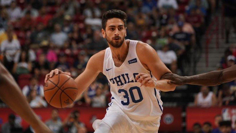 Furkan Korkmaz'ın dizinde yırtık tespit edildi NBA'den kötü haber Furkan'dan kötü haber