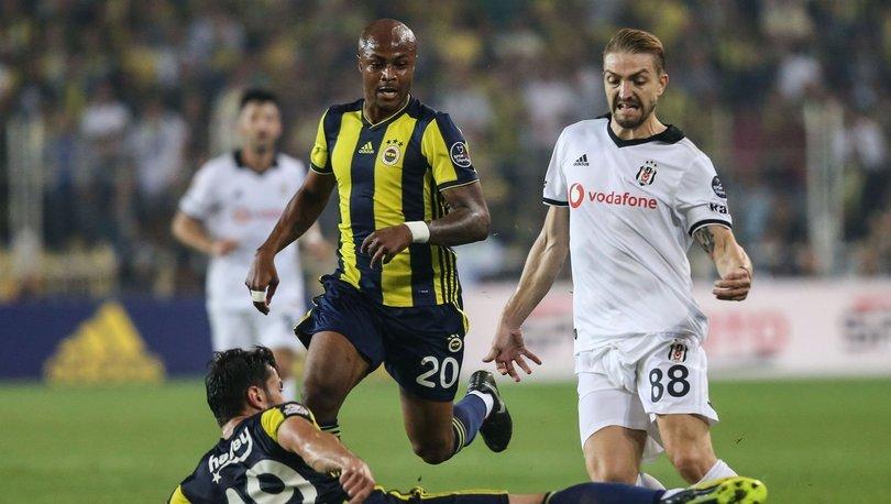 Beşiktaş ile Fenerbahçe derbisinde son 15 dakikaya dikkat