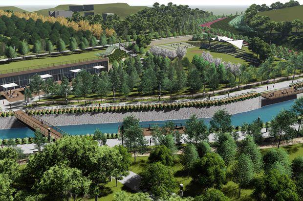 Kayaşehir Millet Bahçesi için ihale