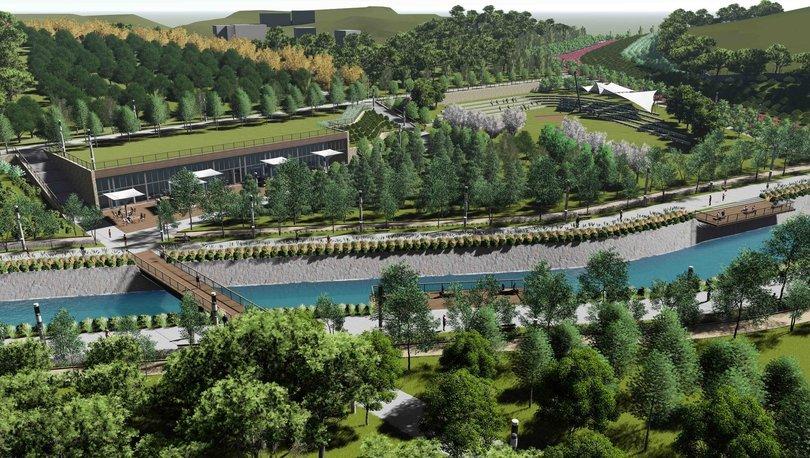 Kayaşehir Millet Bahçesi'nin, 2,3 ve 4'üncü etaplarının ihalesi yapıldı