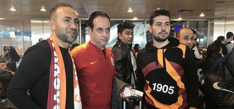 Galatasaray taraftarına son dakika sürprizi
