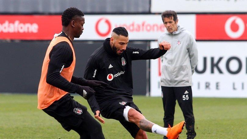Beşiktaş, Fenerbahçe derbisinin hazırlıklarını sürdürdü Kara Kartal hız kesmeden hazırlıklar sürüyor