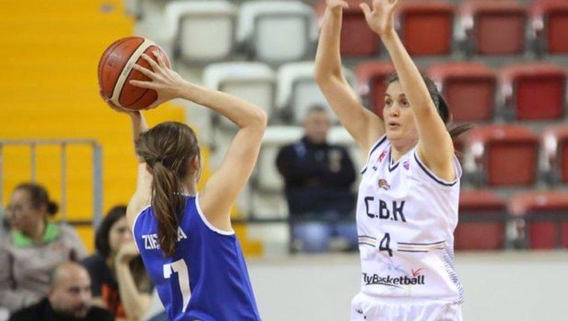 Çukurova Basketbol, Avrupa'da çeyrek finalde!