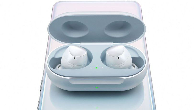 Kablosuz kulaklık Samsung Galaxy Buds tanıtıldı
