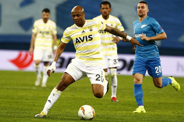 Zenit - Fenerbahçe maçının yazar yorumları