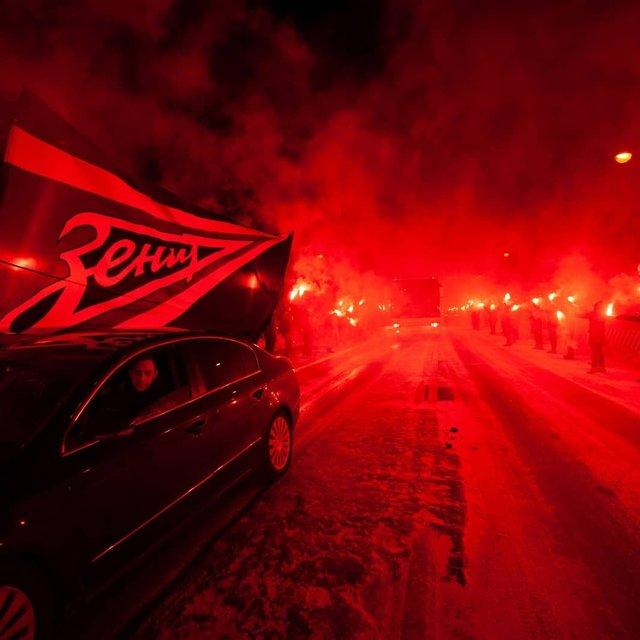 Zenitliler çıldırdı (Fenerbahçe maçı önü ve sonrası)