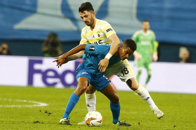 Zenit- Fenerbahçe Rus basınında geniş yer buldu