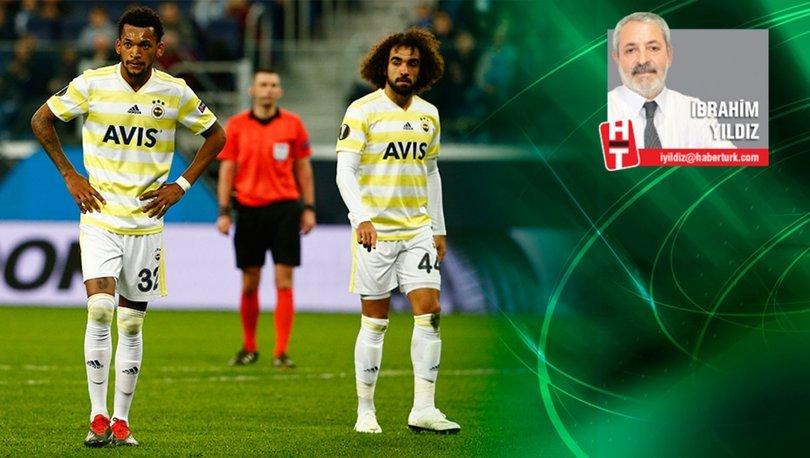 İbrahim Yıldız: Fenerbahçe büyük fırsat tepti