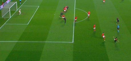 Galatasaray'ın golü iptal edildi!