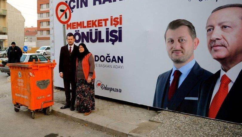 Kılıçdaroğlu'nun gösterdiği çöp toplayan kadın fotoğrafı için suç duyurusu