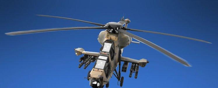 Ağır Sınıf Taarruz Helikopteri Projesi'nde imzalar atıldı