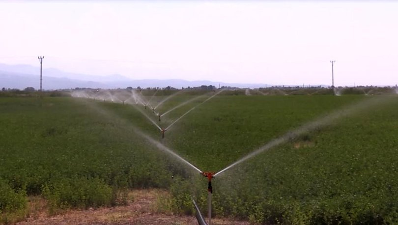 DSİ'den su tasarrufu yatırımı