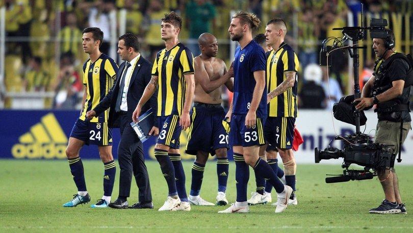Fenerbahçe gülmeye hasret