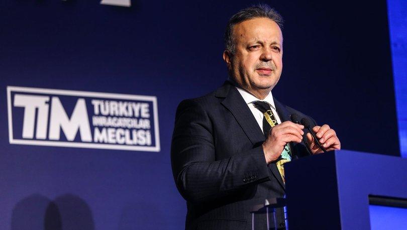 TİM Başkanı Gülle: İş dünyası KDV iadesinin hızlandırılmasından memnun