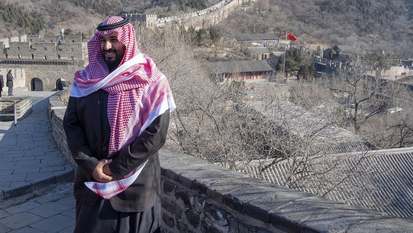 Suudi Veliaht'tan üç ülkeye on milyarca dolarlık yatırım vaadi