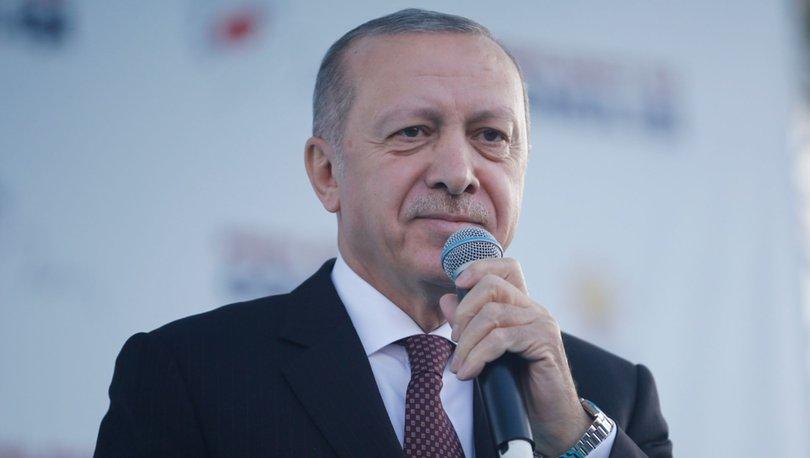 Son Dakika... Cumhurbaşkanı Erdoğan, Bodrum'da konuştu: Bunu tersine çevirmeliyiz