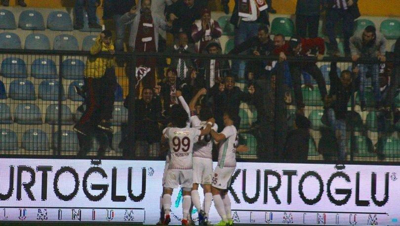 İstanbulspor: 0 - Hatayspor: 3 | MAÇ SONUCU