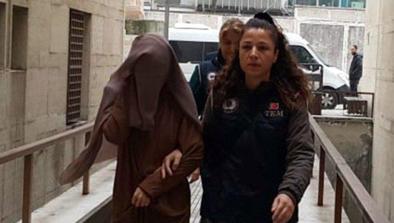 İnterpol'un aradığı DEAŞ'lı iki kadın Bursa'da yakalanarak tutuklandı