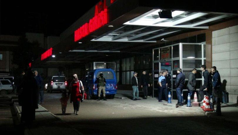 Kilis'te otomobil ile kamyonet çarpıştı: 1 ölü, 9 yaralı