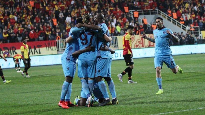 İzmir'de Trabzon fırtınası!