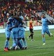 Göztepe - Trabzonspor maçinin dakika dakika özeti HTSPOR