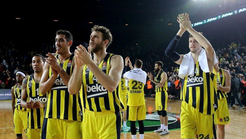 Darüşşafaka Tekfen: 75 - Fenerbahçe Beko: 97   MAÇ SONUCU