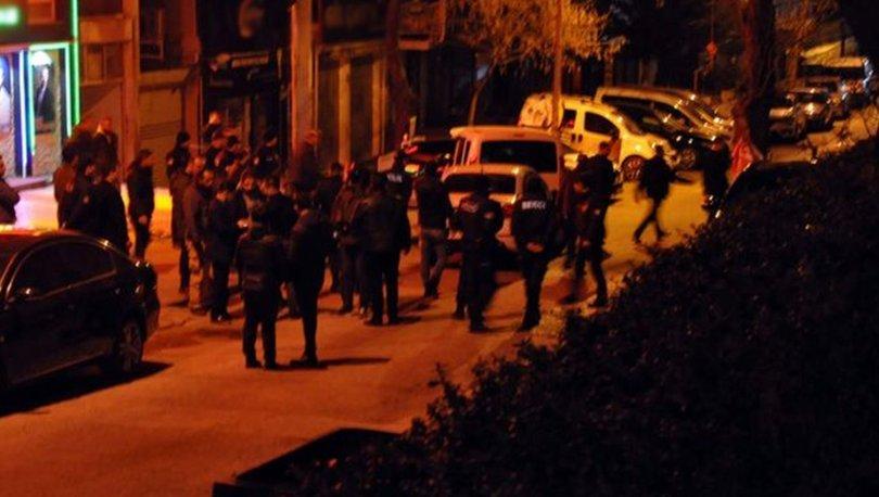 Ankara'da gece kulübünde silahlı kavga! 2 yaralı