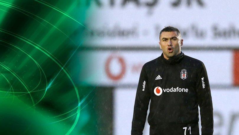 Burak Yılmaz: Fenerbahçe'ye golüm var