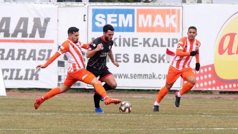 Boluspor: 0 - Adanaspor: 1 | MAÇ SONUCU