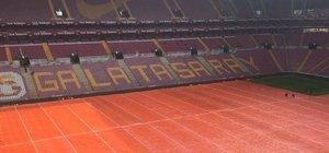 Galatasaray'dan kar göndermesi!