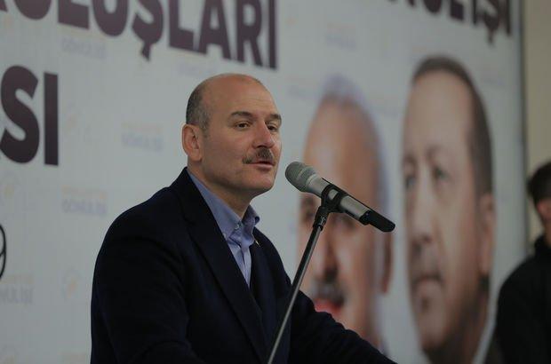 İçişleri Bakanı Soylu: Dünyanın en büyük insani operasyonunu gerçekleştiriyoruz