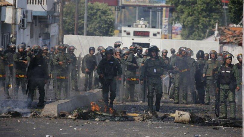 Venezuela kaosa koşuyor: Sınır hattındaki çatışmalar can aldı