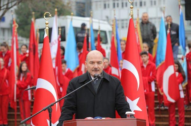 İçişleri Bakanı Soylu: ABD'li generallerin teröristlerle kurduğu ilişkileri açıklayacağız