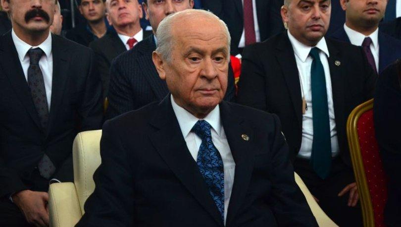 Son dakika: Bahçeli MHP Disiplin Kurulu ve il başkanlarını topluyor