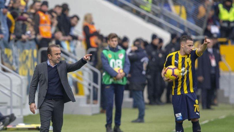 Mehmet Özdilek: Hak etmediğimiz bir mağlubiyet aldık