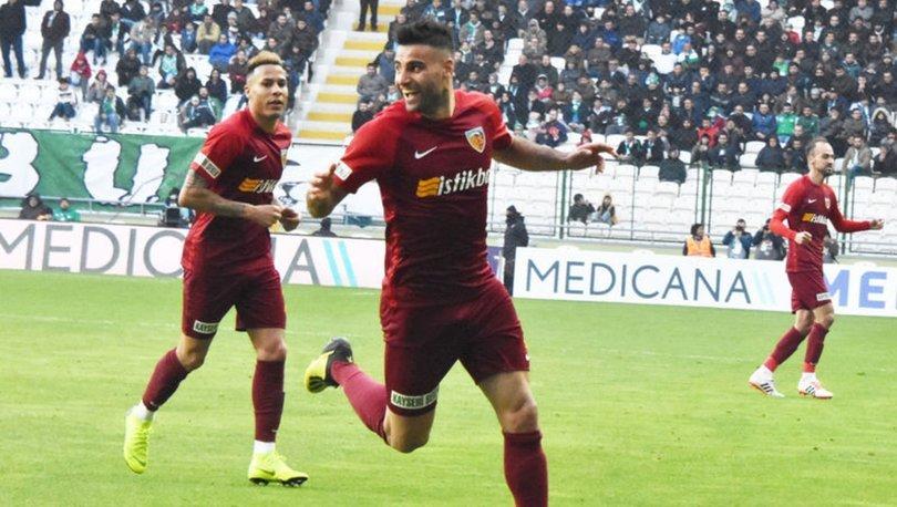Atiker Konyaspor: 0 - Kayserispor: 1 | MAÇ SONUCU