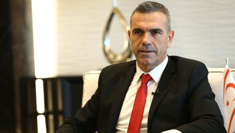 KKTC Meclis Başkanı Teberrüken Uluçay, TBMM Başkanı Şentop'u kutladı