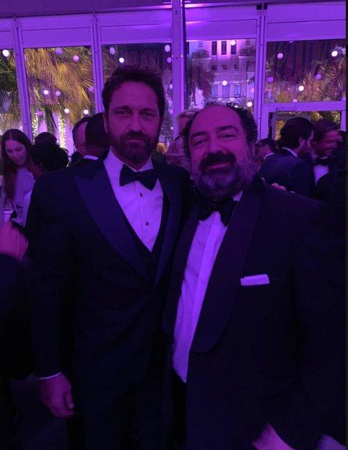 Nevzat Aydın, Oscar Ödül Töreni'nden paylaştı - Magazin haberleri
