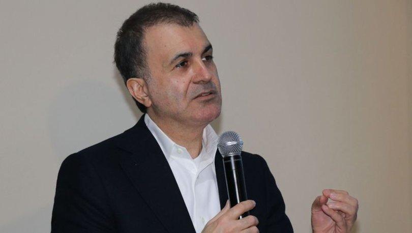 AK Parti Sözcüsü Çelik: Birilerinin PKK'nın, DEAŞ'ın desteğine ihtiyacı olabilir