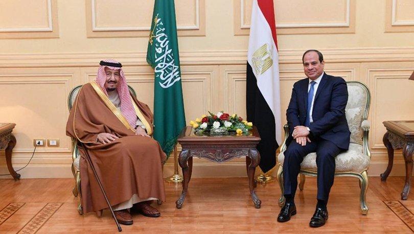 Sisi ve Selman'dan 'Filistin' vurgulu konuşmalar!