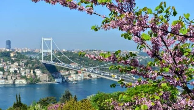ISINACAĞIZ! İstanbul için son dakika hava durumu