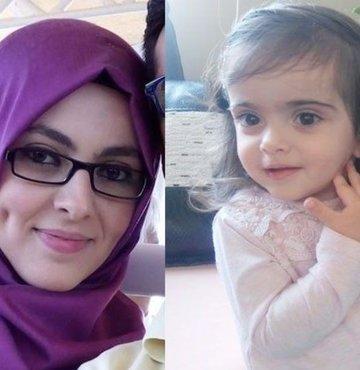 Düzceli 26 yaşındaki epilepsi hastası Elif Çakır Kuru, 2 yaşındaki kızı Zührenaz Kuru ile birlikte kayboldu. Yaklaşık 4 gündür kendilerinden haber alınamayan anne ve kızı için aile fertleri seferber oldu