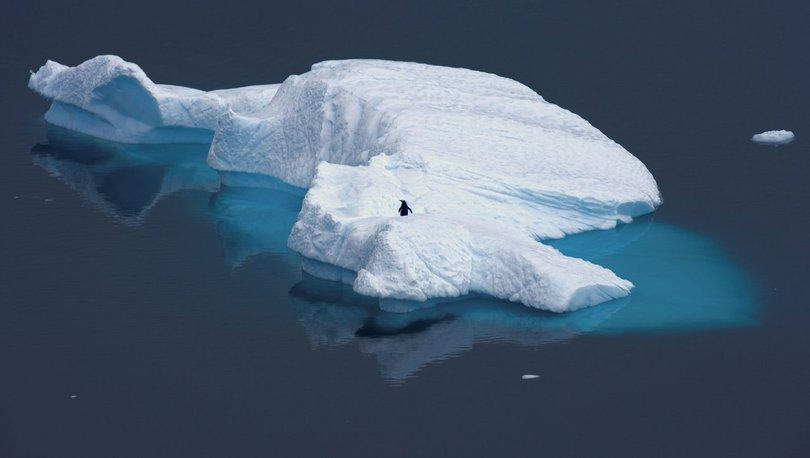 NASA'dan buz dağı uyarısı!