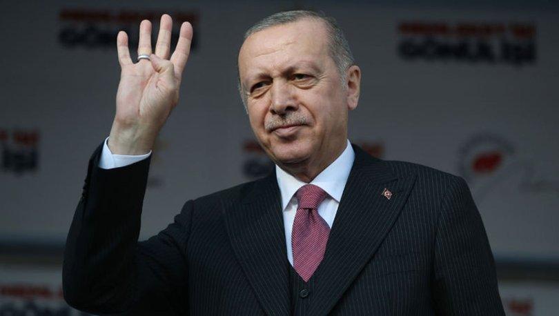 Cumhurbaşkanı Erdoğan'dan Tokat'ta önemli mesajlar