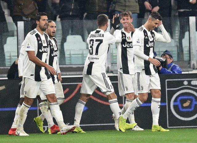Juventus kendisiyle yarışıyor